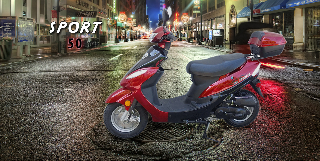 sport scooter