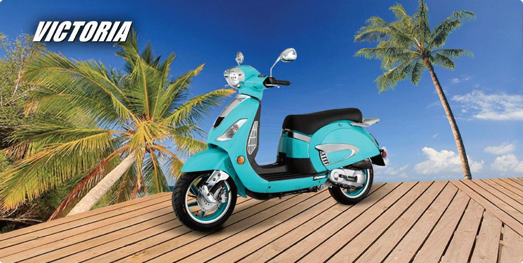 victoria scooter